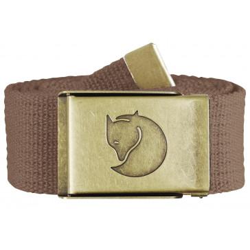 Pasek Fjallraven Canvas Brass Belt 4 cm