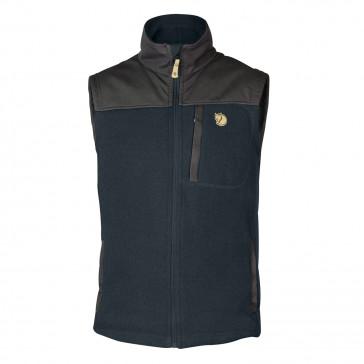 Kamizelka polarowa męska Fjallraven Buck Fleece Vest