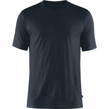 T-Shirt wełniany męski Fjallraven Abisko Wool SS M