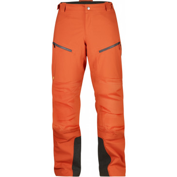 Spodnie membranowe damskie W Bergtagen Eco-Shell Trousers