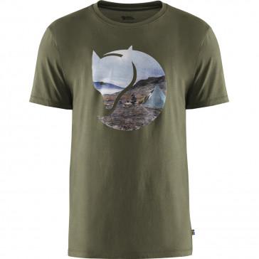 T-shirt bawełniany męski Fjallraven Gädgaureh '78 T-shirt M