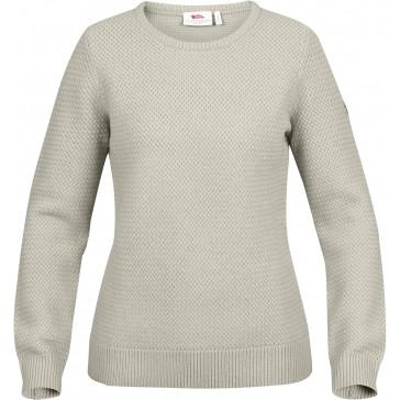 Sweter wełniany damski Övik Structure Sweater W