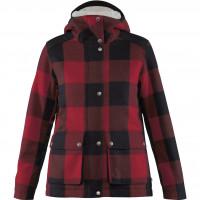 Kurtka wełniana damska Greenland Re-Wool Jacket W