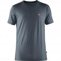 T-shirt bawełniany męski Bergtagen Thinwool SS M
