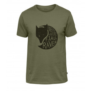 T-shirt bawełniany męski Fjallraven Forever Nature T-Shirt M