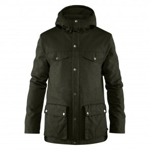 Kurtka wełniana męska Greenland Re-Wool Jacket