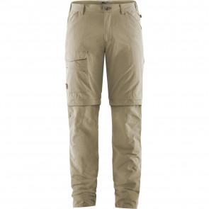 Spodnie szybkoschnące męskie Fjallraven Travellers MT Zip-off