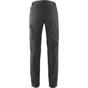 Spodnie szybkoschnące damskie Fjallraven travellers MT Zip-off Dark Navy