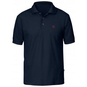 Koszulka szybkoschnąca polo męska Fjallraven Crowley Piqué Shirt