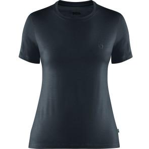 T-shirt wełniany damski Fjallraven Abisko Wool SS