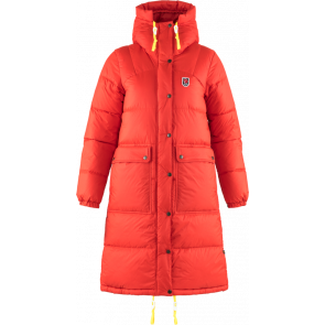 Kurtka puchowa damska Fjallraven Expedition Long Down Parka