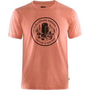 T-Shirt szybkoschnący męski Fjallraven Fikapaus T-shirt M