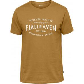 T-shirt bawełniany męski Fjallraven Est. 1960 T-Shirt M