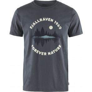 T-shirt bawełniany męski Fjallraven Forest Mirror T-Shirt M
