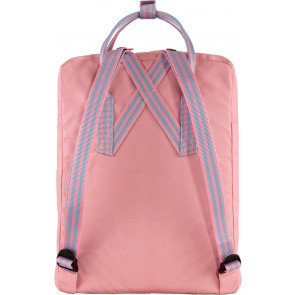 Plecak Fjallraven Kånken Pink/Long Stripes