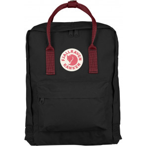 Plecak Fjallraven Kånken Black/Ox Red