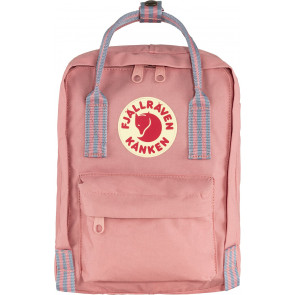 Plecak Fjallraven Kånken Mini Pink-Long Stripes