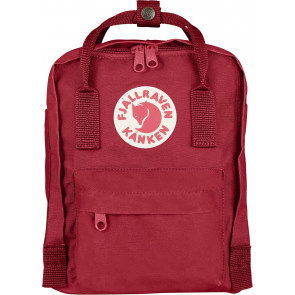 Plecak Fjallraven Kånken Mini Deep Red