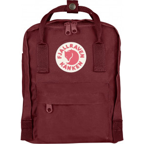 Plecak Fjallraven Kånken Mini Ox Red