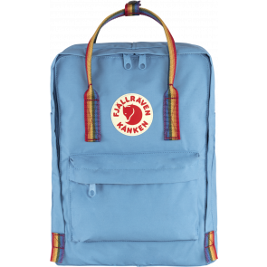 Plecak Fjallraven Kånken Rainbow Air Blue-Rainbow Pattern