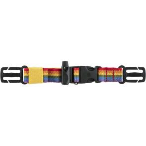 Pas piersiowy Fjallraven Kånken Chest Strap - Rainbow
