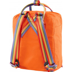 Plecak Kånken Rainbow Mini Burnt Orange/Rainbow Pattern