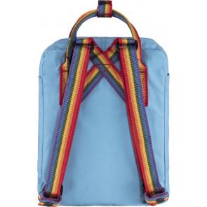 Plecak Kånken Rainbow Mini Air Blue/Rainbow Pattern