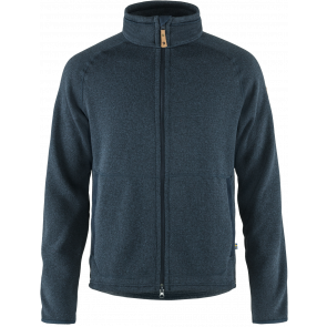 Bluza polarowa męska Fjallraven Övik Fleece Zip Sweater