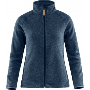 Polar damski Fjallraven Övik Fleece Zip Sweater