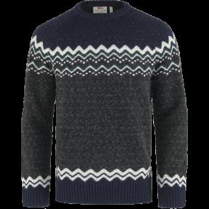Sweter wełniany męski Fjallraven Övik Knit Sweater