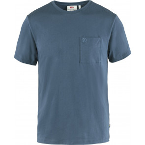 T-shirt bawełniany męski Fjallraven Övik T-Shirt M