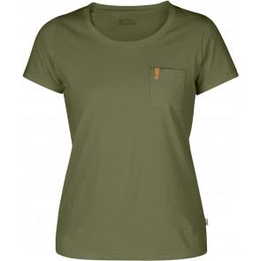 T-shirt bawełniany damski Övik T-Shirt W