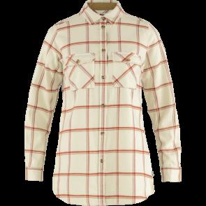 Koszula flanelowa damska Fjallraven Övik Twill Shirt LS