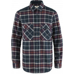 Koszula flanelowa męska Fjallraven Övik Twill Shirt