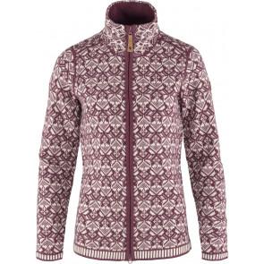 Sweter wełniany damski Fjallraven Snow Cardigan