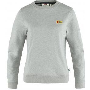Bluza bawełniana damska Fjallraven Vardag Sweater