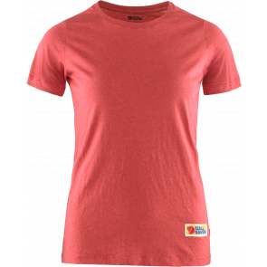 T-shirt bawełniany damski Fjallraven Vardag T-shirt